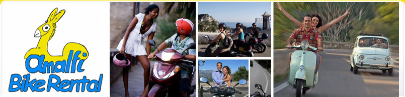 Amalfi Bike Rental
