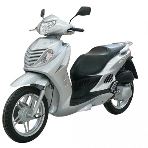 steed mistral 125-150